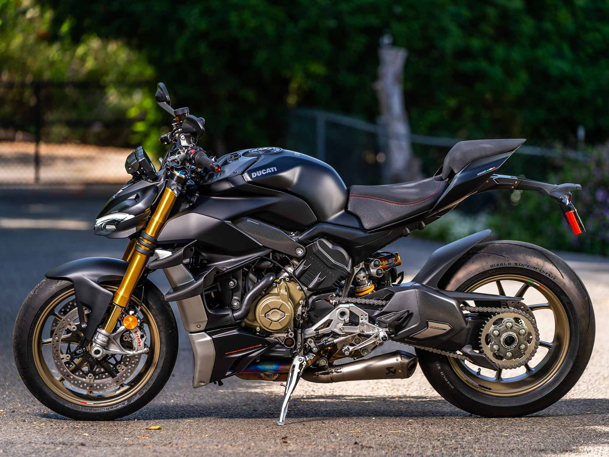 Price aside, the 2021 Ducati Streetfigther V4 S is a big deal. If you're looking for the utmost in road-going naked bike performance, this vehicle is it.