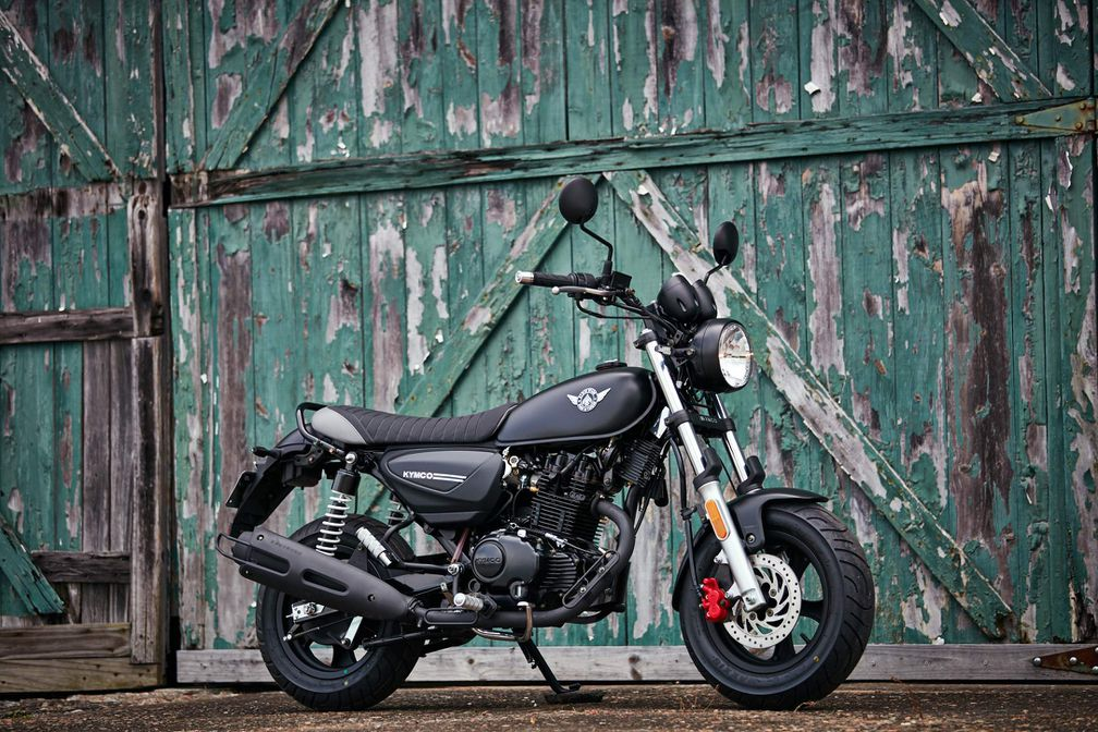 2018 Kymco Spade 150 First Ride Review   Motorcyclist
