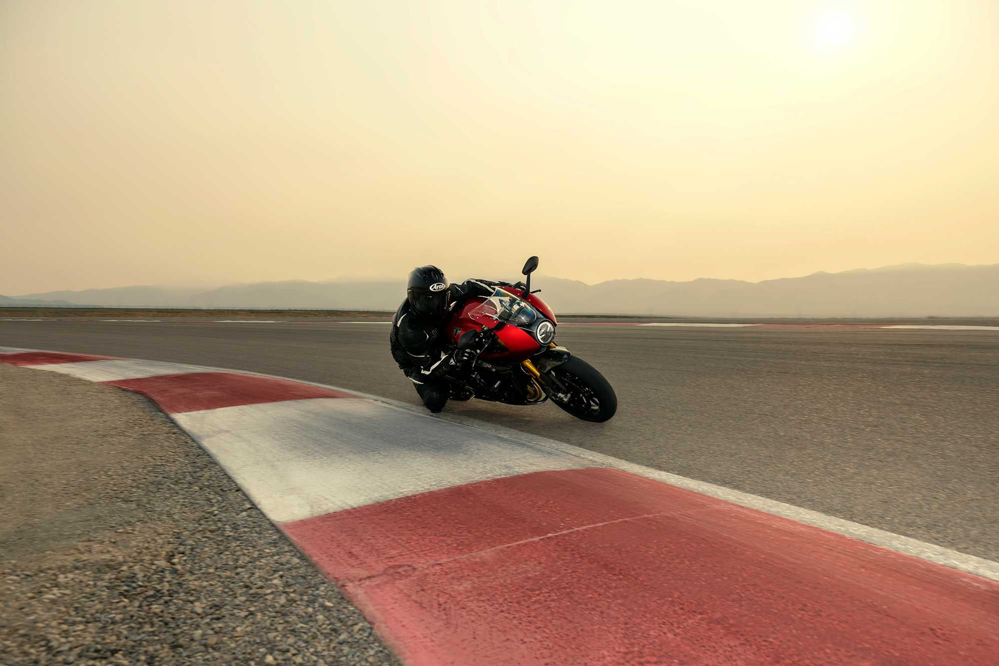 Pricing starts at $20,950 for a 2022 Triumph Speed Triple 1200 RR.