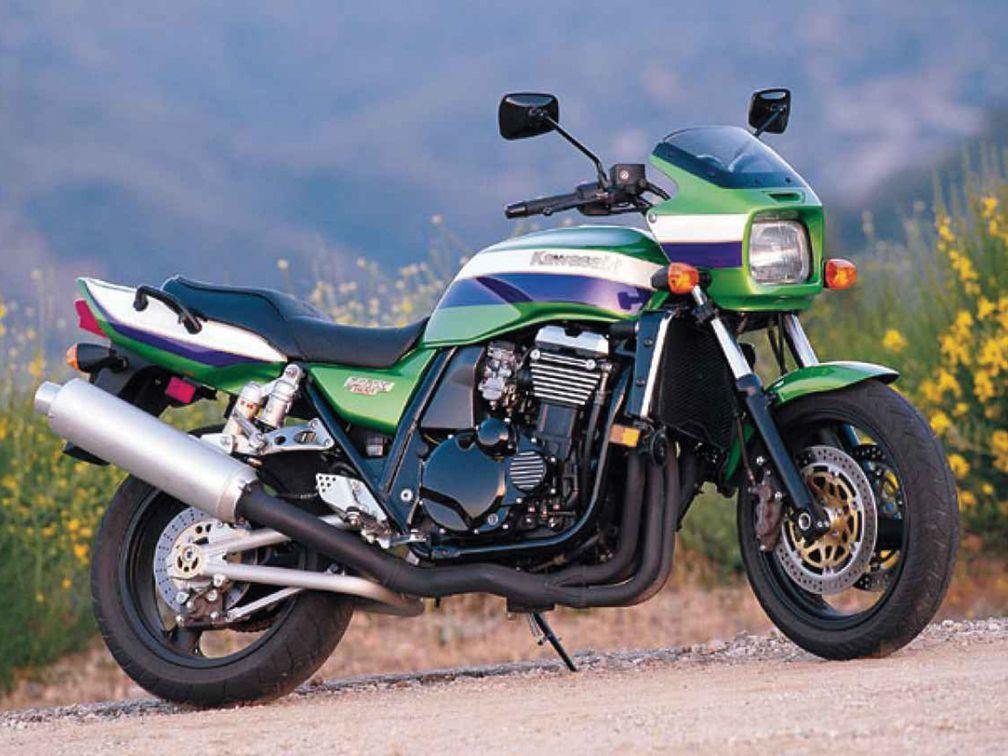 BUYING TIPS: 1999-2005 Kawasaki ZRX1100, ZRX1200 | Motorcyclist