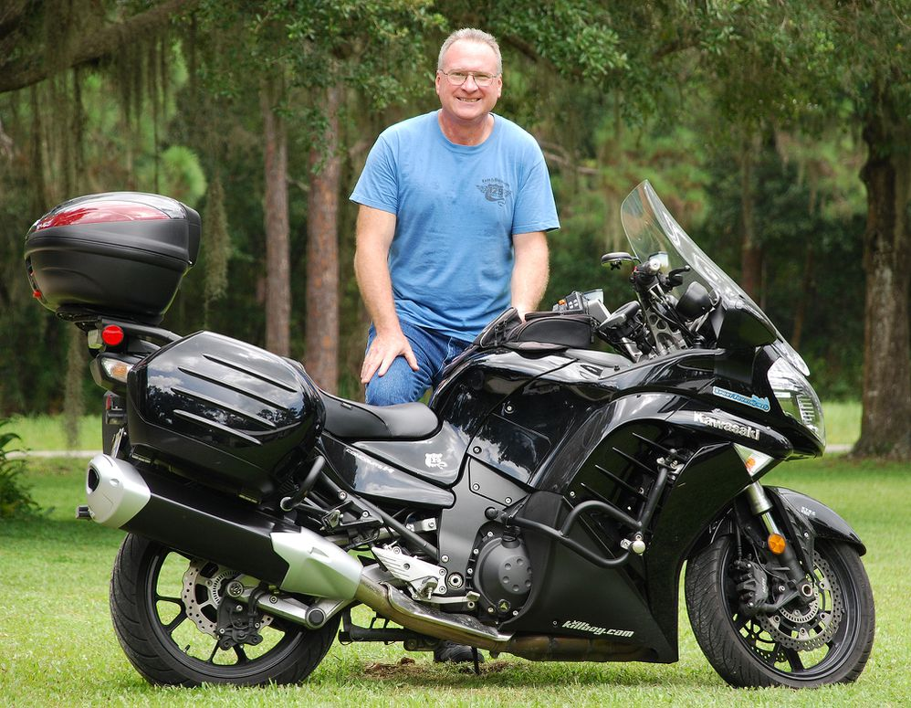 Me & My Bike: Firefighter's Connie 14 | Motorcyclist