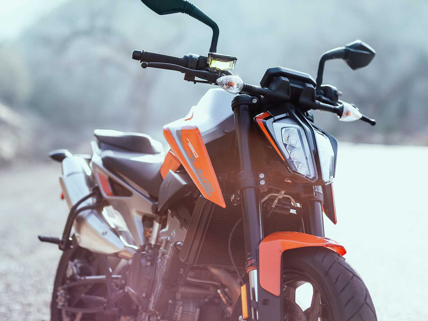 Balanced, sophisticated, and absurdly quick in a canyon, KTM's Duke 790 is easily one of the best middleweight motorcycles on sale today.