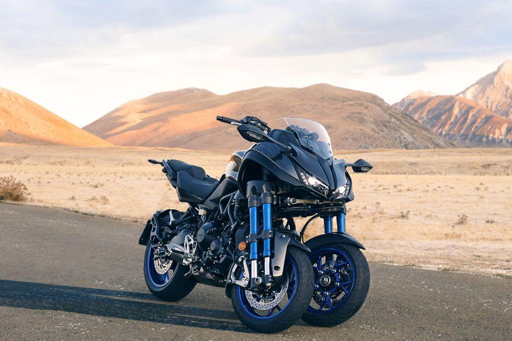 New Trike Motorcycles, Trike Models   Motorcyclist
