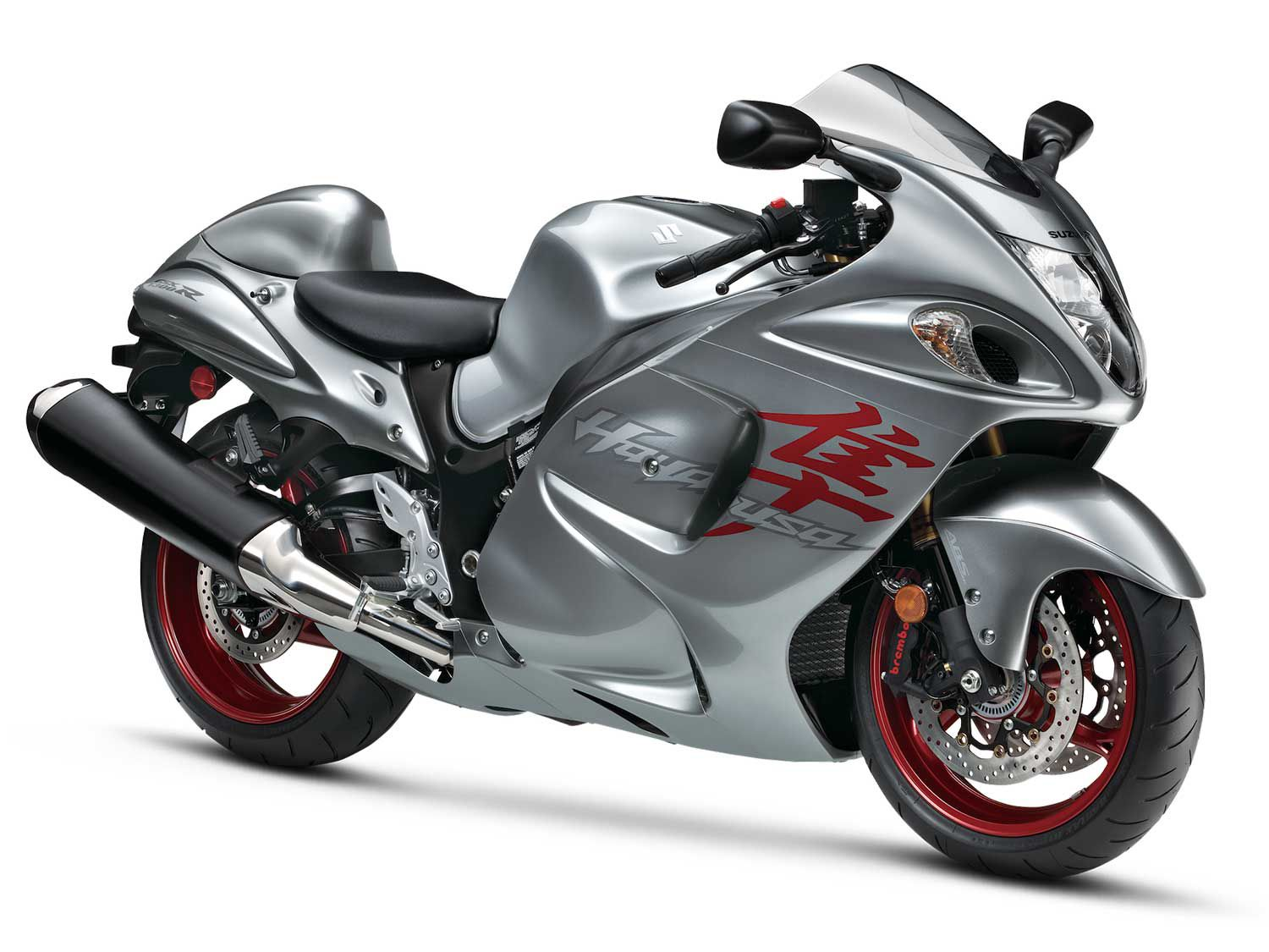 <strong>A New Suzuki Hayabusa</strong> <br /> The 2019 Hayabusa. It's not extinct yet.