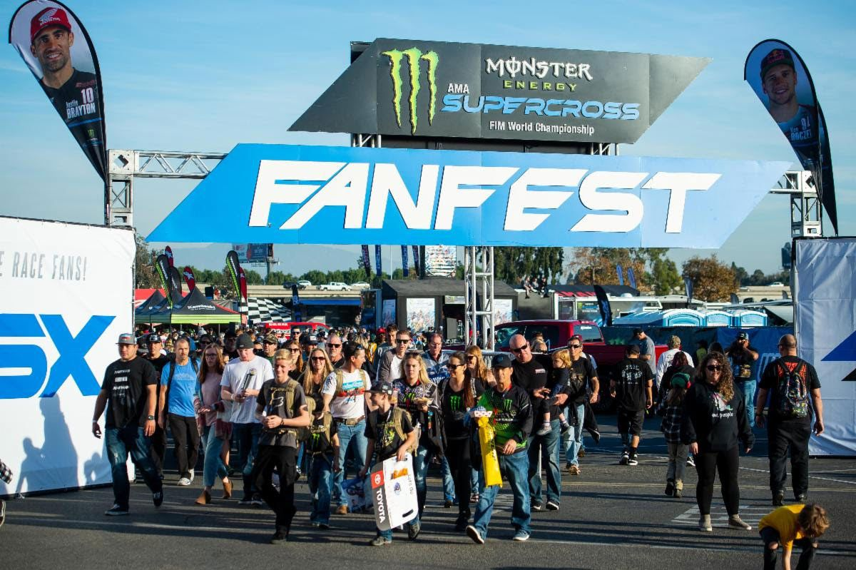 In addition to fully packed stadiums, fans can also expect events like FanFest to return this coming season.