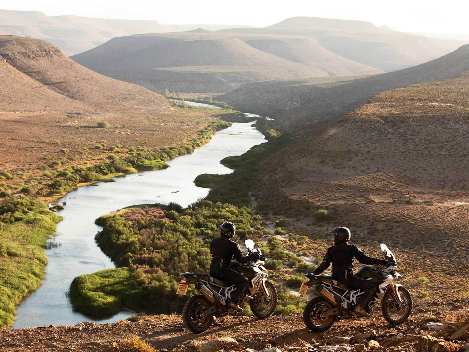 Triumph Motorcycles wants riders to go further with more comfort than ever before.