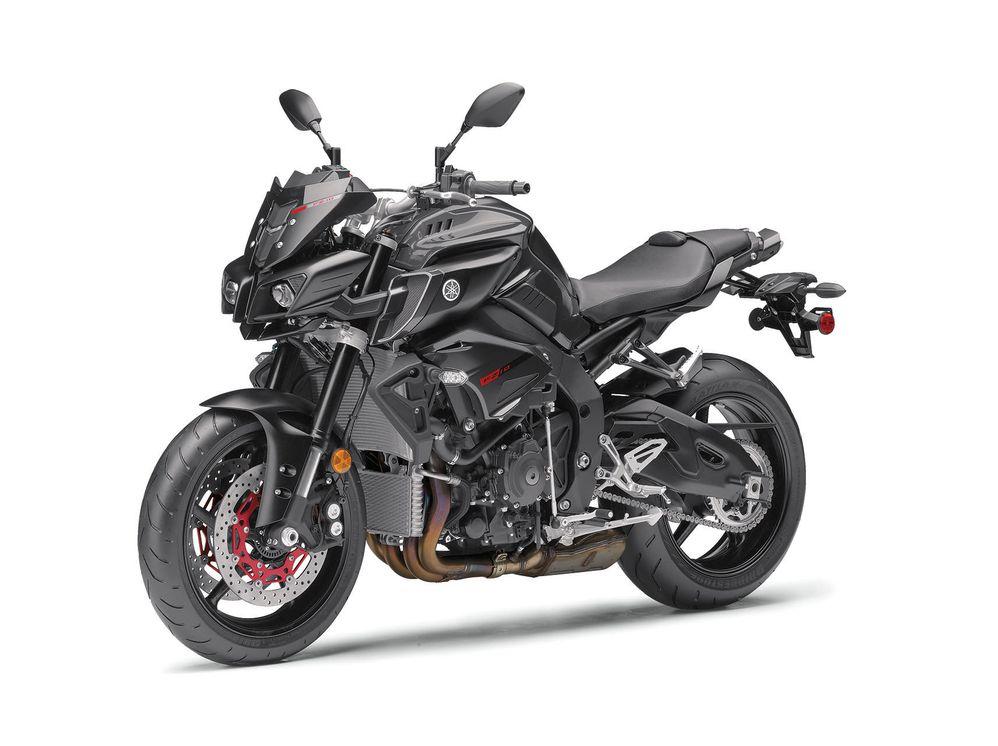 2017 Yamaha FZ-10 First Look | Motorcyclist