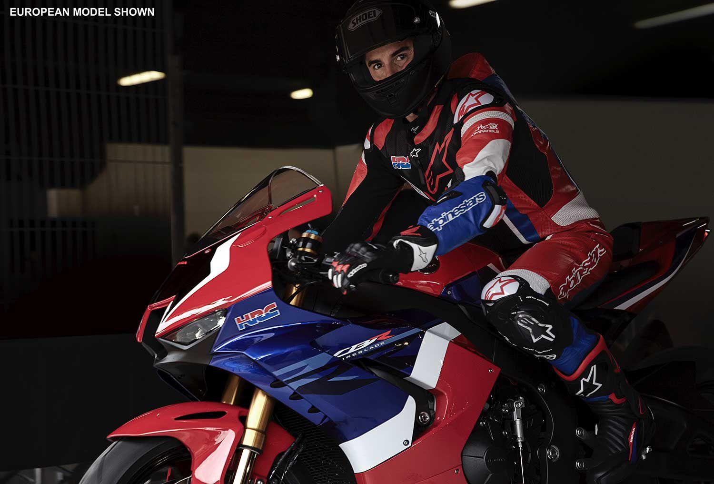 Honda's 2021 CBR1000RR-R Fireblade SP borrows many technologies employed on the $100,000-plus RCV213-S MotoGP replica.