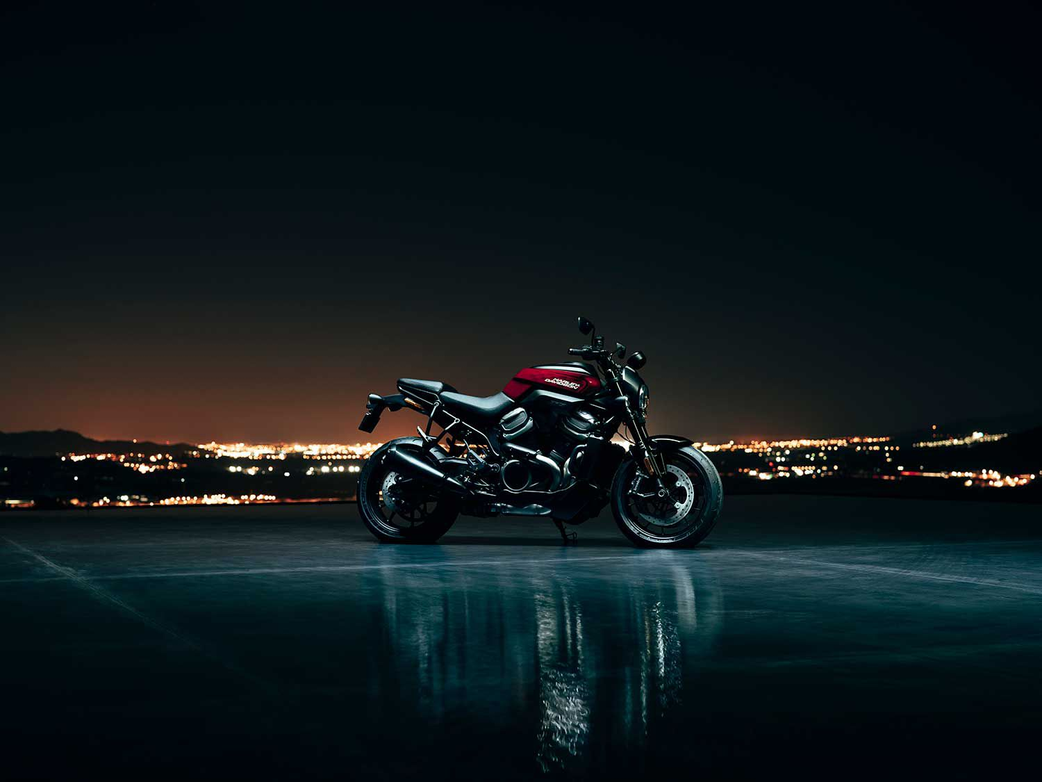 <h2>2021 Harley-Davidson Bronx</h2> </br> Harley-Davidson's 2021 Bronx streetfighter will launch late 2020 and bring the Bar and Shield brand into another category of motorcycle.