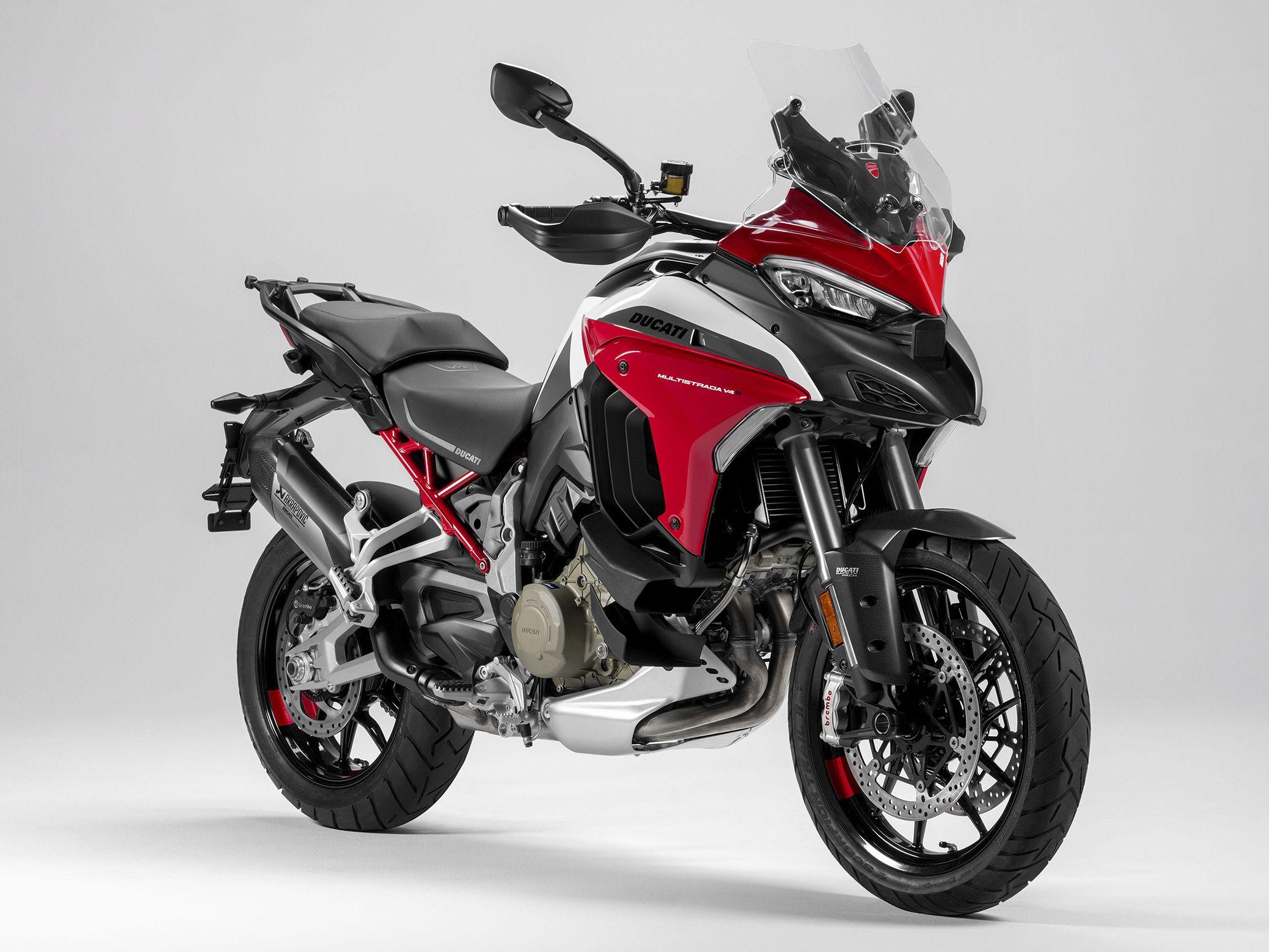 2021 Ducati Multistrada V4 S Sport