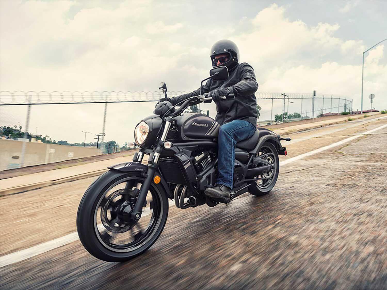 A sporty, small cruiser motorcycle? Yep.