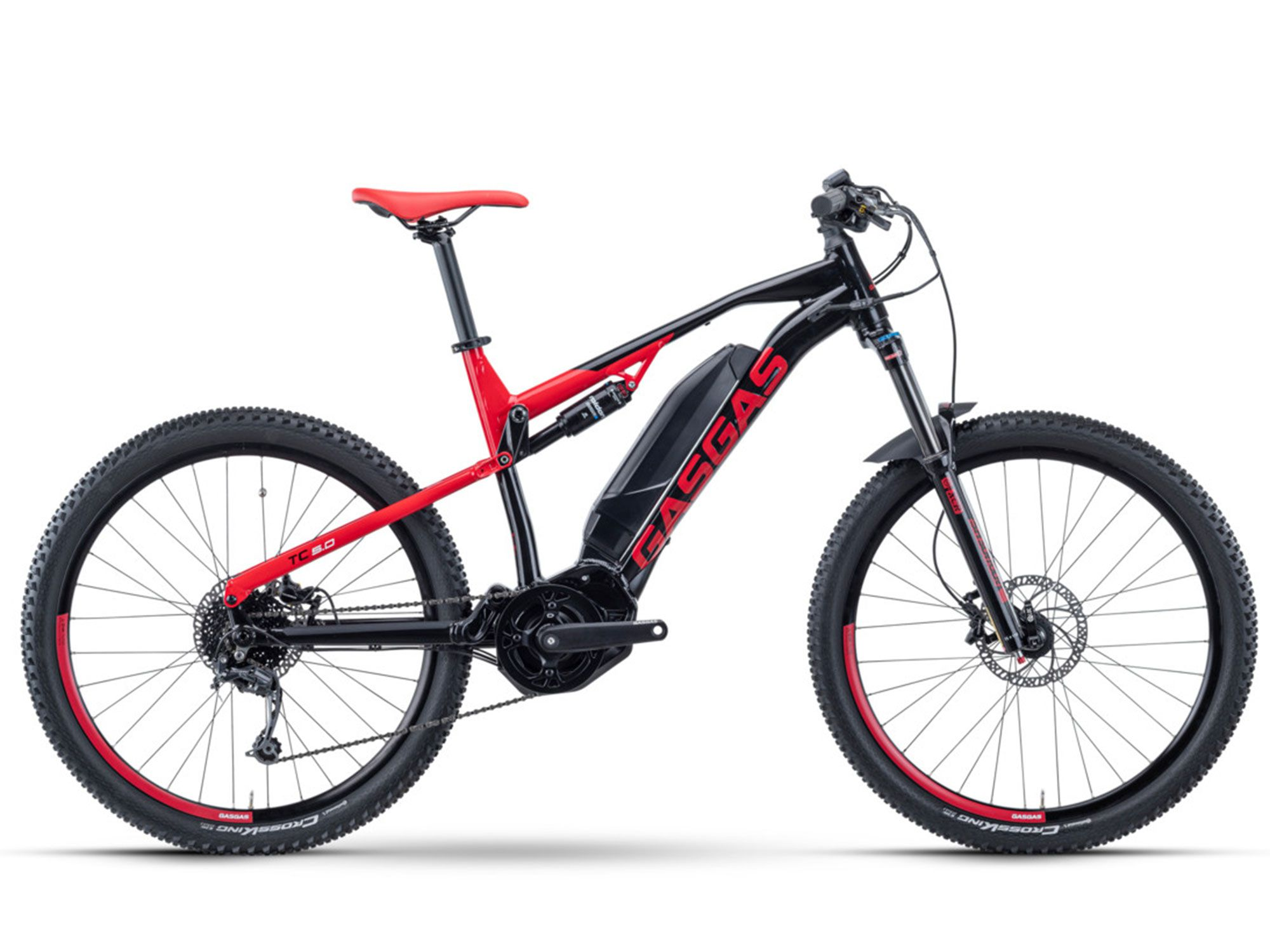 The Trail Cross 5.0 is an affordable all-rounder.