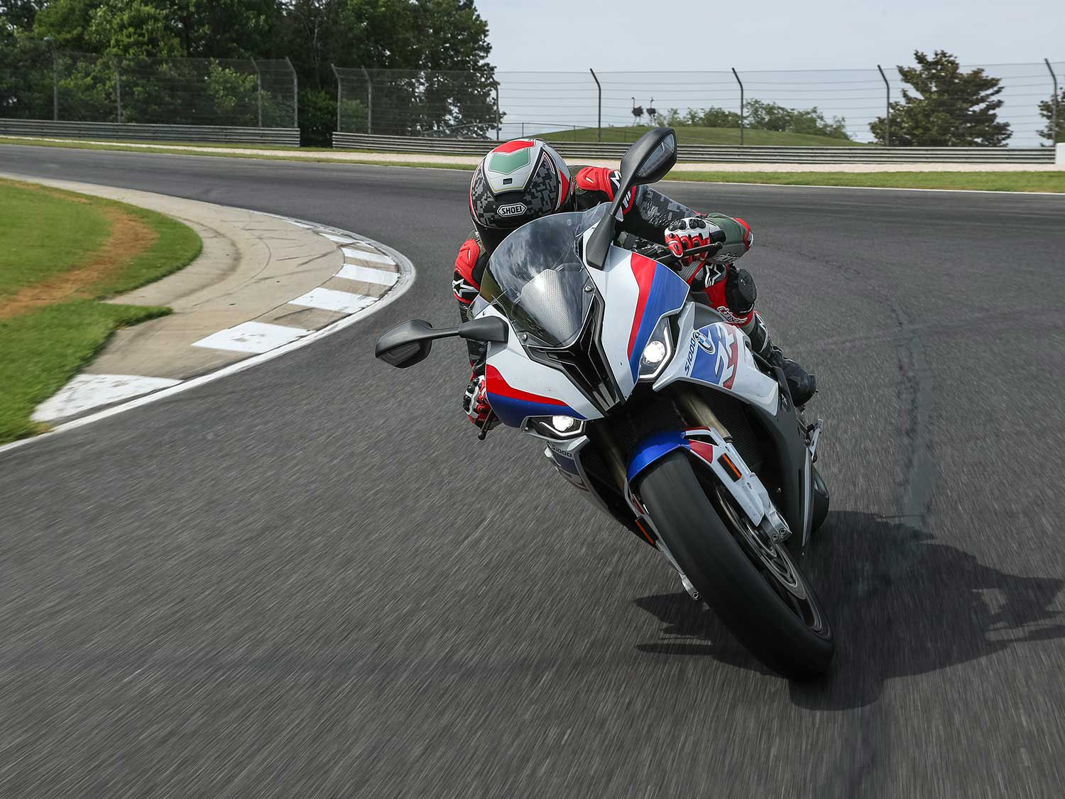 Known for its hard-edged performance, BMW offers a softer and more versatile S 1000 RR for 2020.