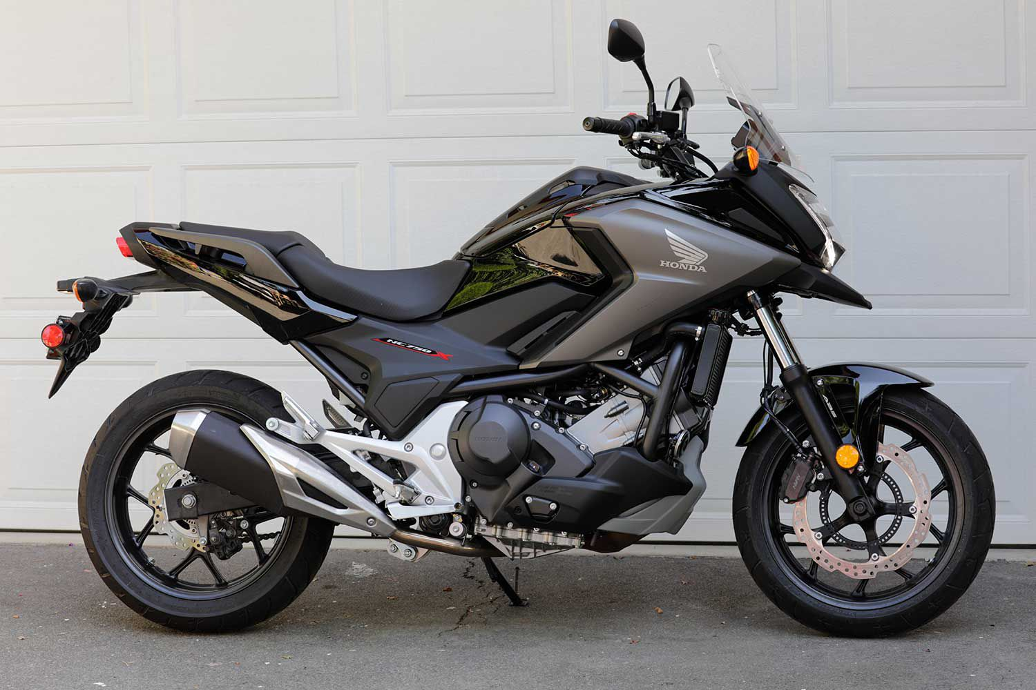 If you're seeking a near perfect commuter-style motorcycle, look no further than Honda's $8,899 NC750X.