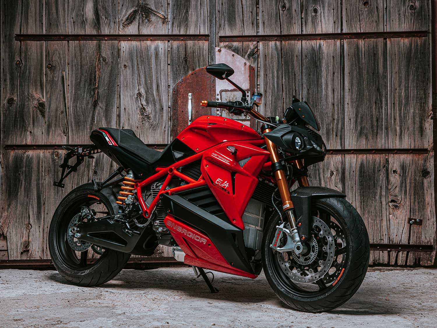 Energica says its motorcycles are now available for sale in nine US states.