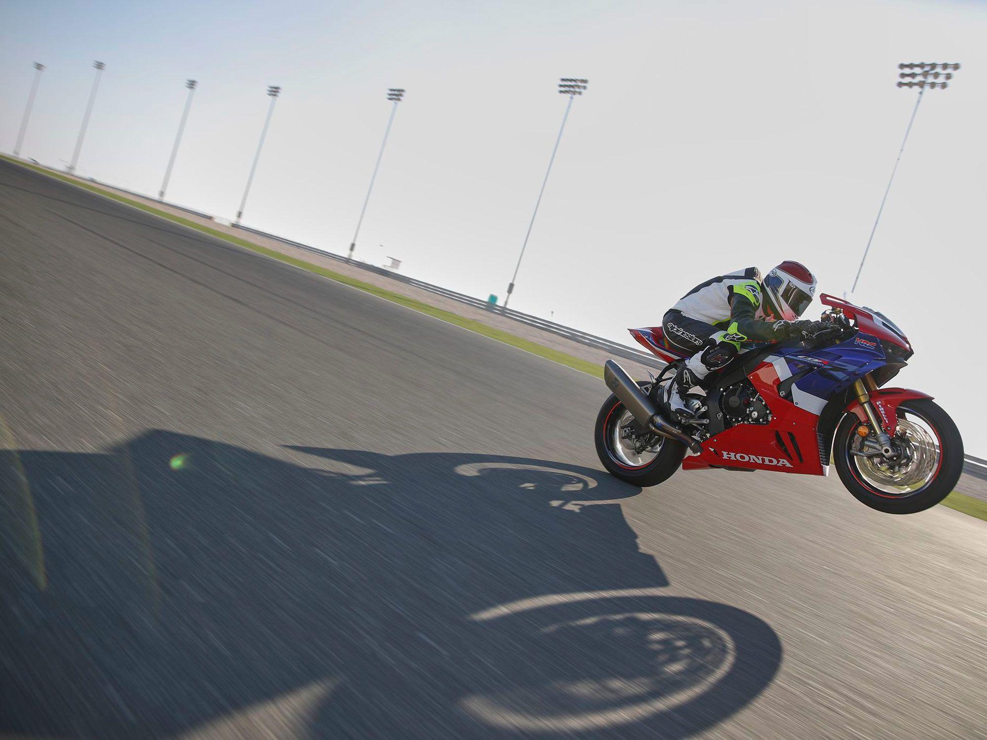 2021 Honda CBR1000RR-R Fireblade SP