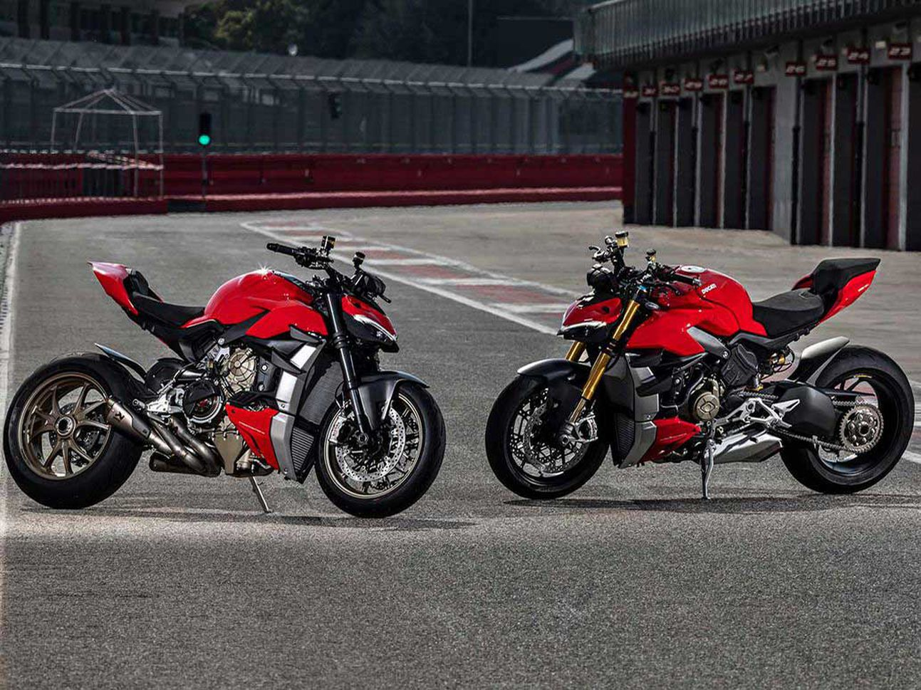 The new Ducati Streetfighter V4 promises to be a massively enjoyable machine.