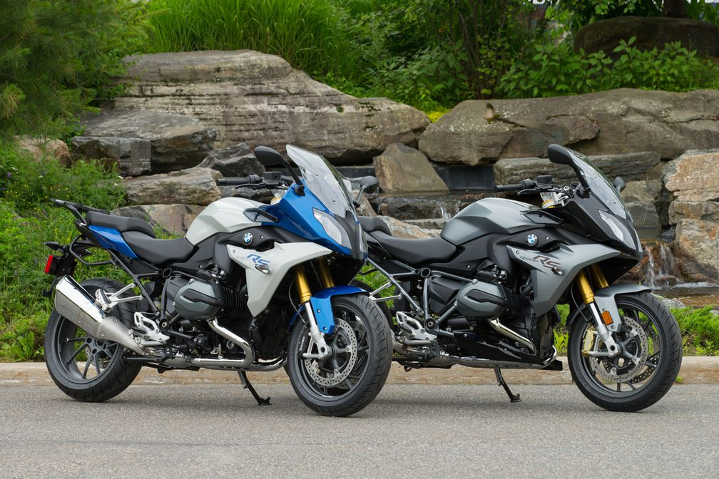 FIRST RIDE: BMW R1200RS | Motorcyclist