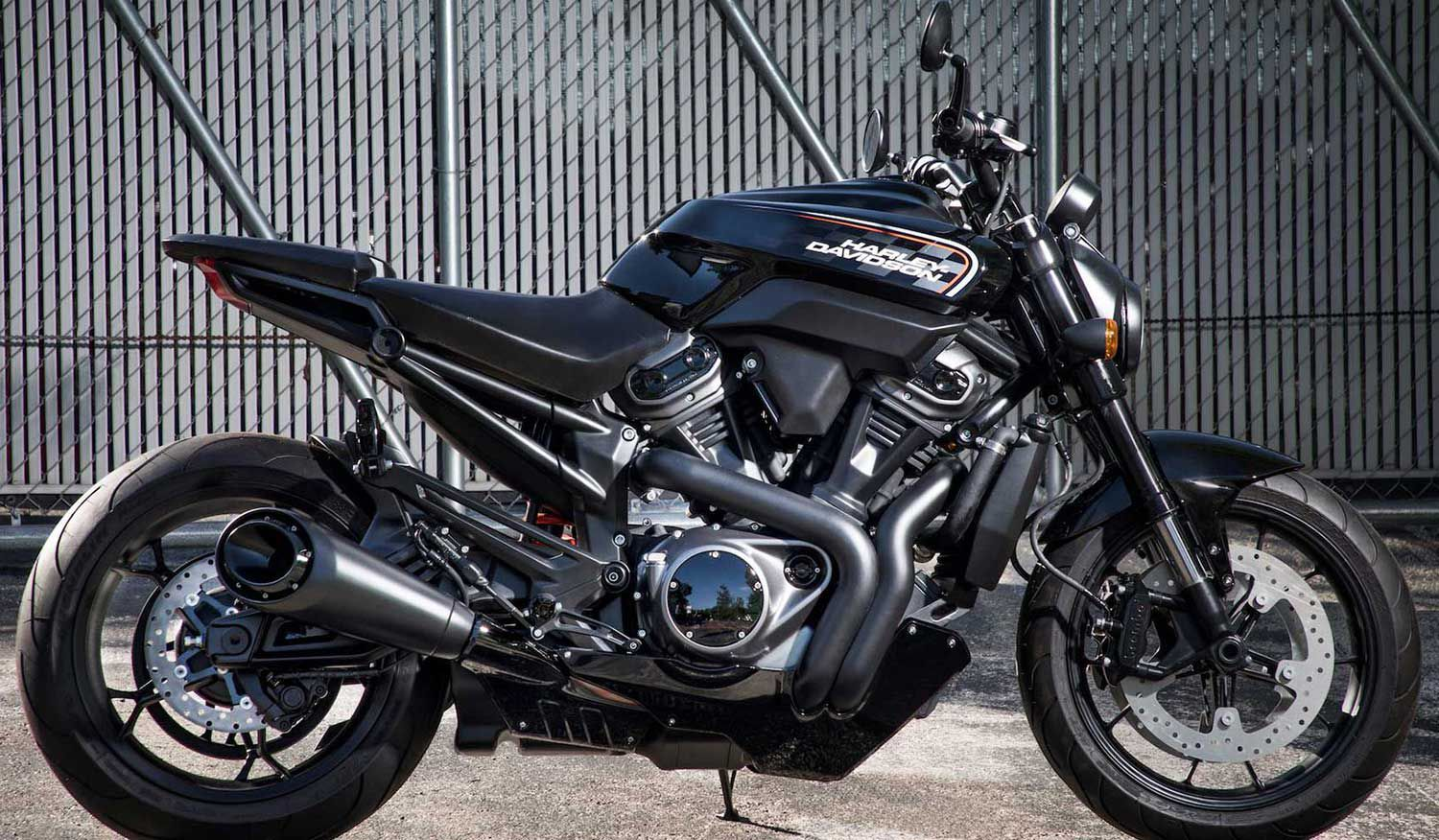 How will Harley-Davidson stack up to the existing stock of nakeds with its Streetfighter? We're eager to find out.