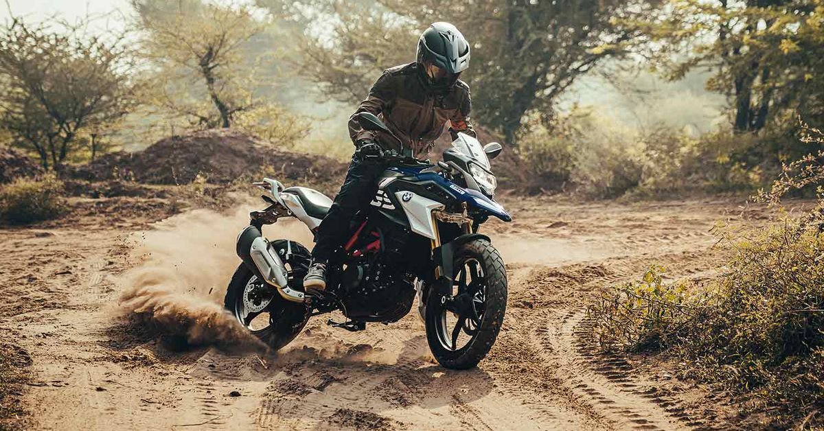 2021 BMW G 310 GS First Look Preview Photo Gallery