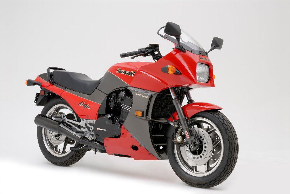 1984 Kawasaki Gpz900r First Ninja Motorcyclist