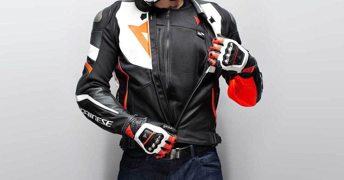 Dainese D-air Smart Jacket First Look