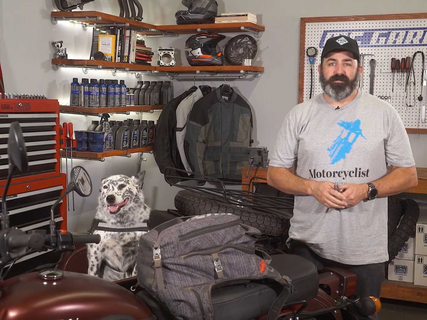 We share our must-have tool kit essentials when we're off in the boonies riding adventure-touring bikes.