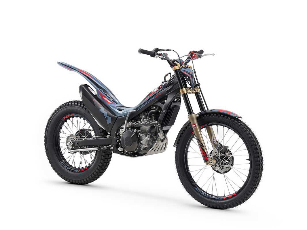 The 2020 Honda Montesa Cota 301RR and 4RT260 trials bikes offer world-championship-winning pedigree to the common riders.