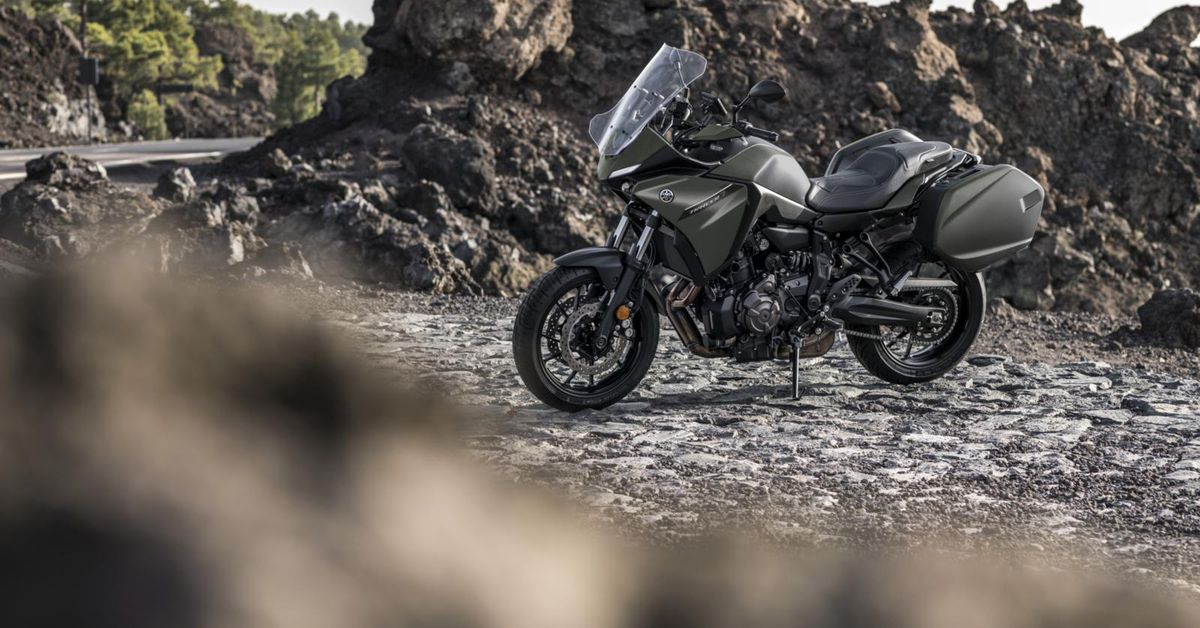 2021 Yamaha Tracer 7 GT Announced, Not Coming to USA