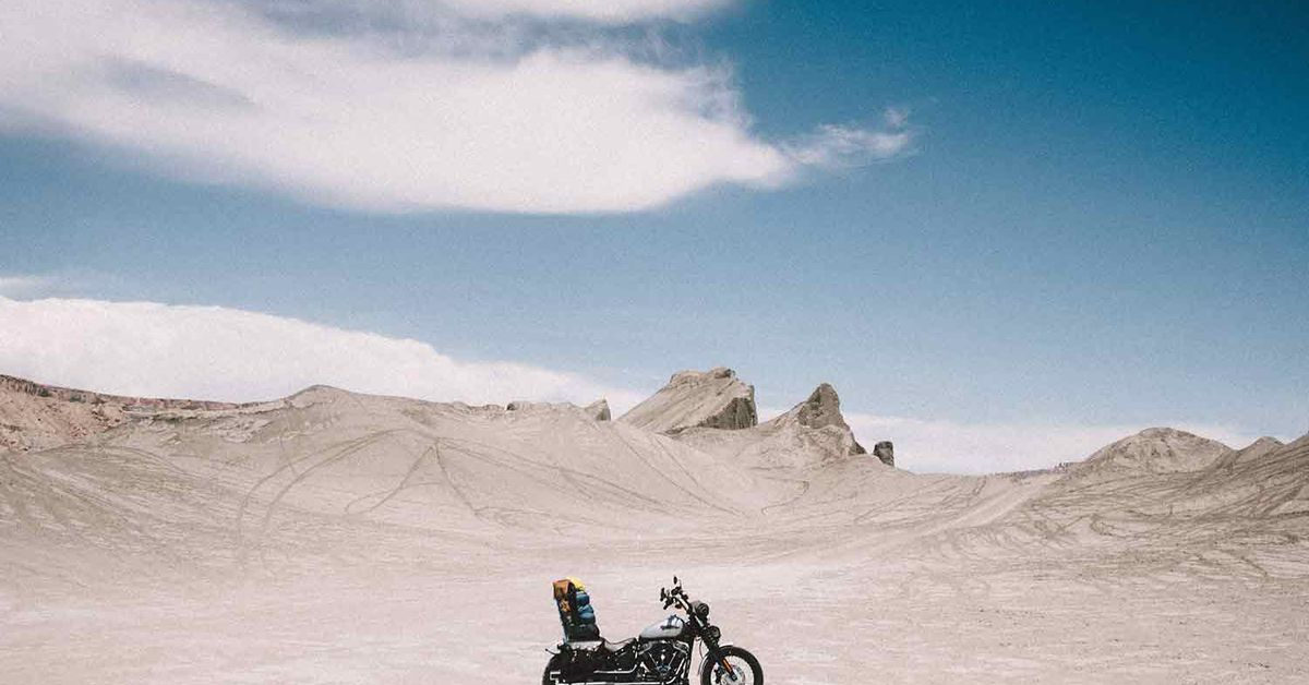 Motorcycle Riding Tips - Touring During COVID Pandemic