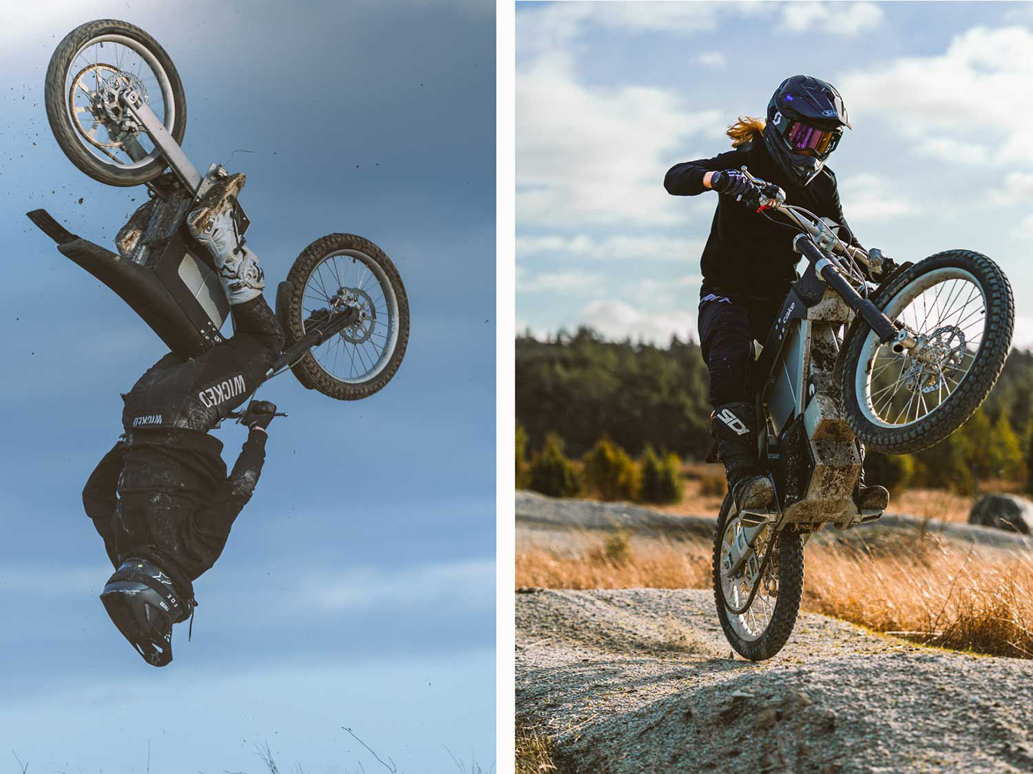 Get air or stay ground bound (sort of).