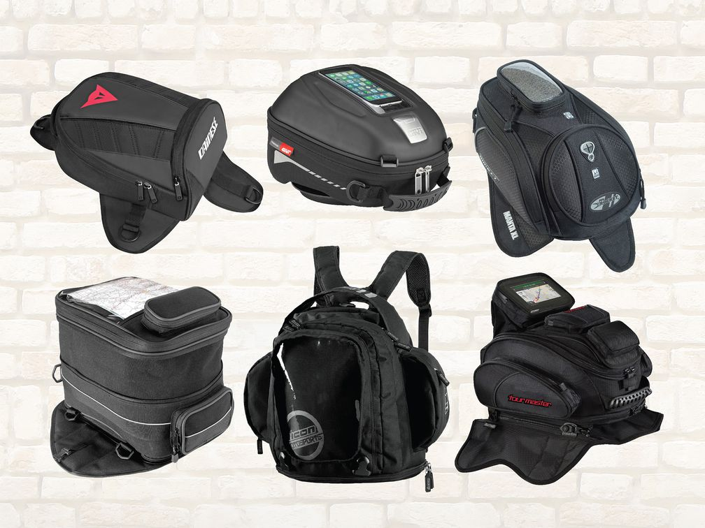 c9a6065fab Light-Duty Motorcycle Luggage. Smaller tank bags ...