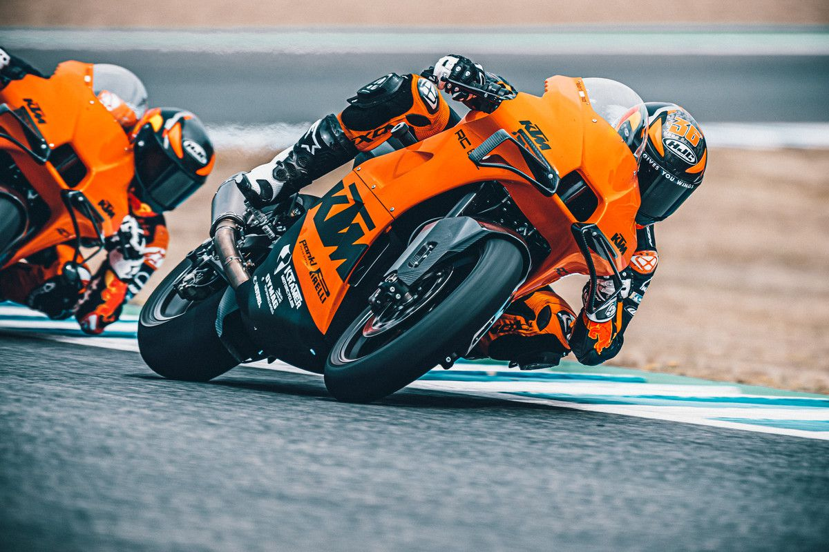 Just 100 units of the track-only RC 8C will be produced.