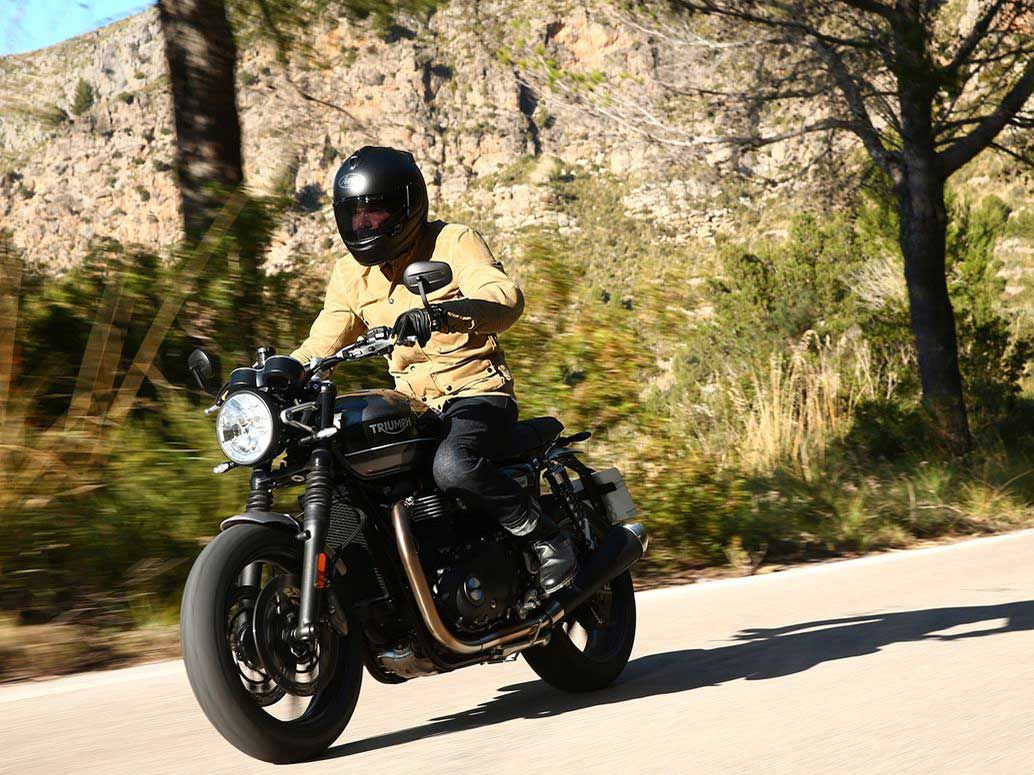 Kingdom Creative: Designers made an effortless bike to ride when they created the Triumph Speed Twin.
