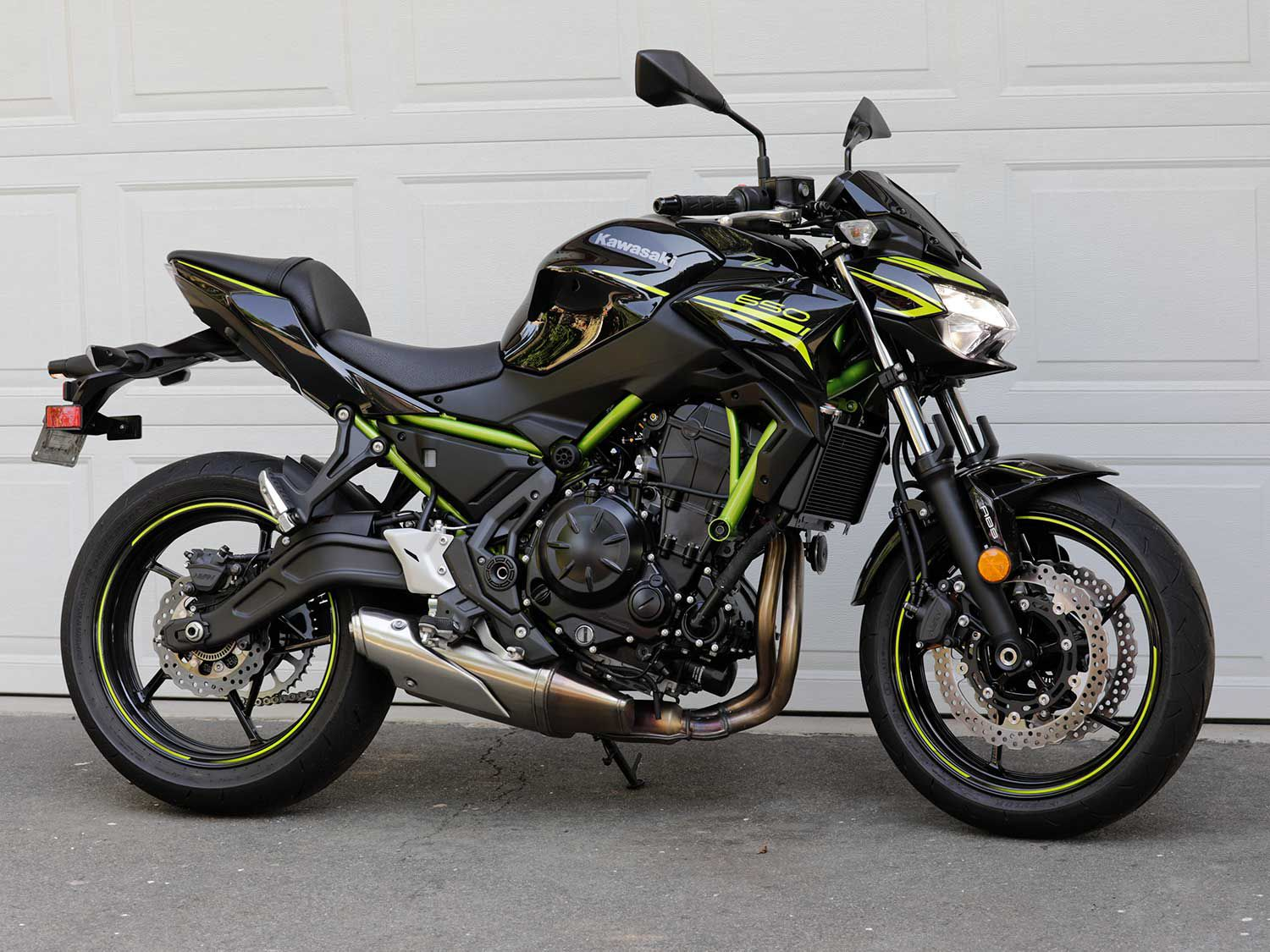 We test ride Kawasaki's mildly updated 2020 Z650 ABS in this video review.