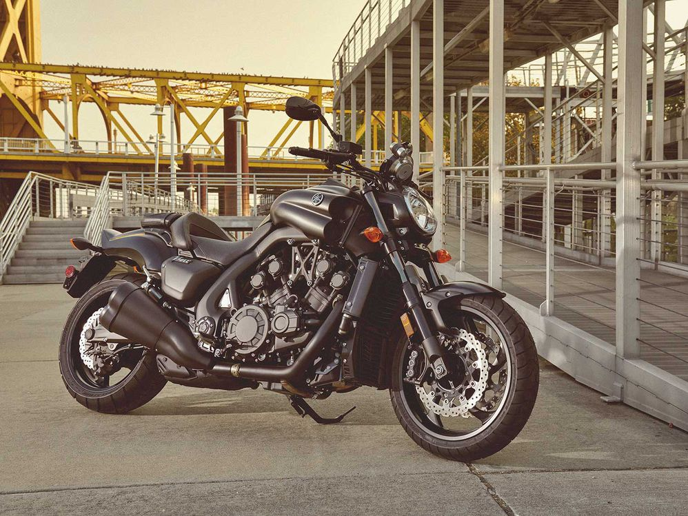 2020 Yamaha VMAX First Look Preview | Motorcyclist