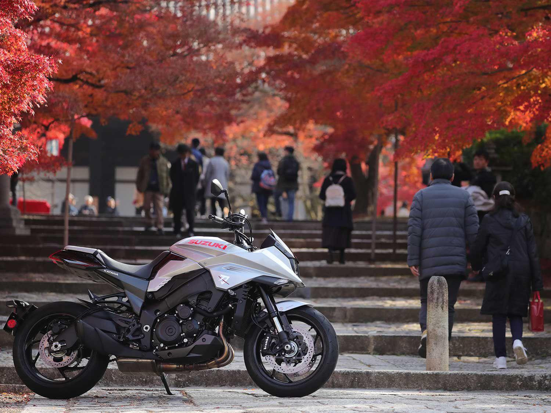 "<a   href=""https://www.motorcyclistonline.com/story/reviews/2020-suzuki-katana-review-mc-commute/"">2020 Suzuki Katana <em>MC Commute</em> Review</a>"