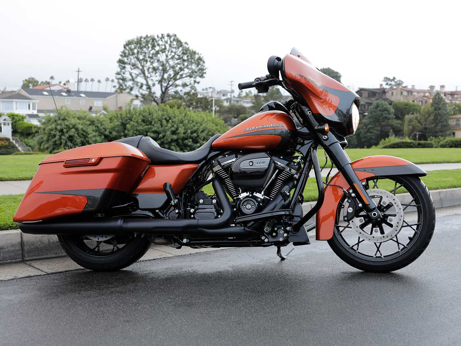 Harley-Davidson's 2020 Street Glide Special stars in this episode of <em>MC Commute</em>.