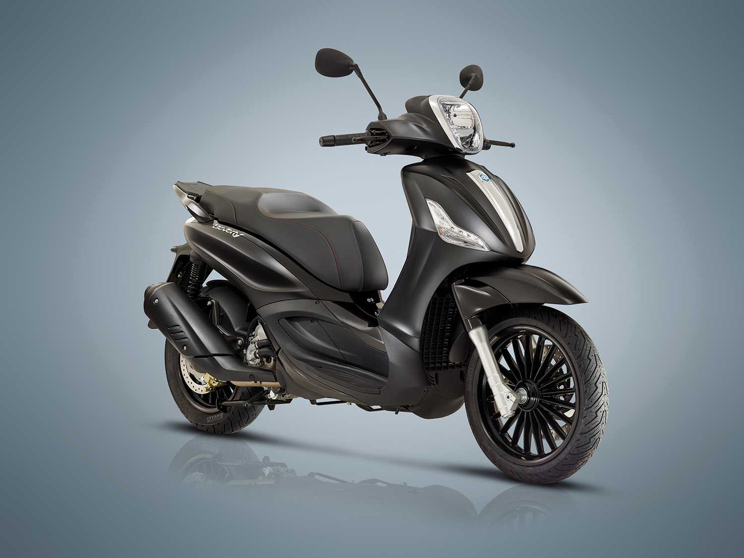 <h2>2020 Piaggio Beverly</h2> </br> The 2020 Piaggio Beverly family consists of the Beverly, Beverly S, and the brand-new Beverly Tourer.